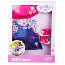 Baby Born farmer ruha készlet