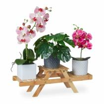 Bambusz virágtartó