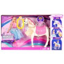 Barbie Princess Adventure varázslatos paripa hercegnővel