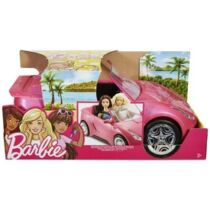 Barbie: sportautó - rózsaszín