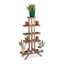 Alba lépcsős virágállvány (5 szintes)