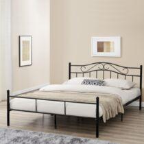 Martin fém ágykeret ágyráccsal 200x200 cm