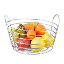 Gyümölcstartó kosár, gyümölcsös tál fogantyúval