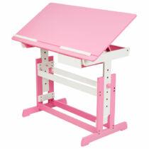 Jaylene gyerek iróasztal rózsaszín