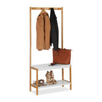 Loya ruhafogas és cipőtartó, előszoba szekrény