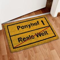 Ponyhof kókusz lábtörlő