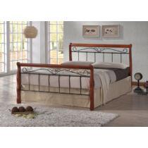 Rayan 160x200 cm fém ágykeret ágyráccsal