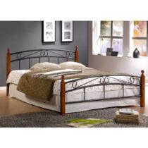 Yeray 140x200 cm fém ágykeret ágyráccsal