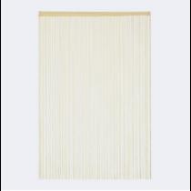 Spagetti függöny bézs