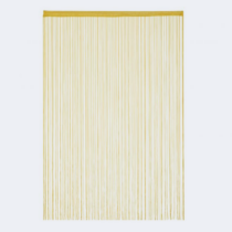Spagetti függöny gold II.