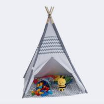 Tipi sátor 2 gyerekeknek