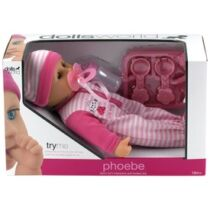 Phoebe puha baba - 30 cm
