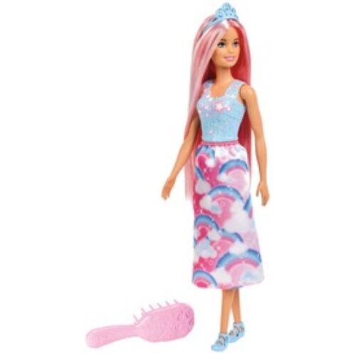 Barbie Dreamtopia baba fésűvel - 29 cm