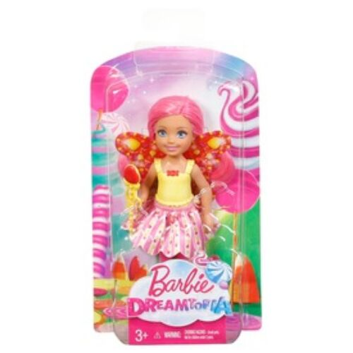 Barbie: Dreamtopia tündér baba - 15 cm