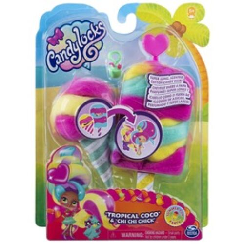 Candylocks baba +állatka