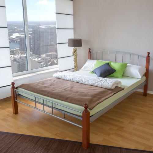 Ander 160x200 cm fém ágykeret ágyráccsal