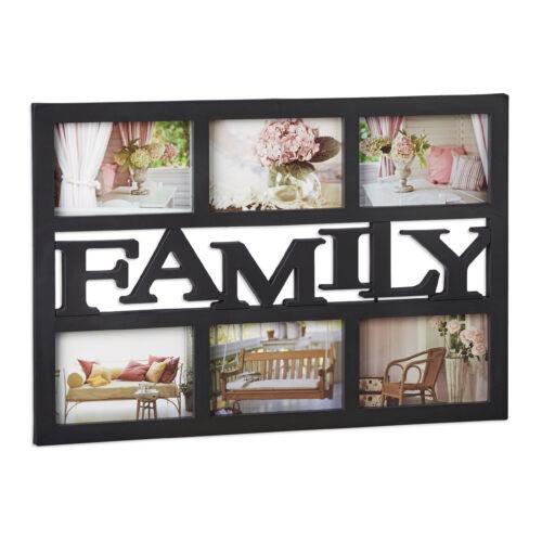 Family képkeret 6 db képhez