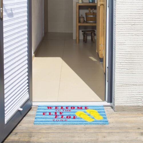 Flip flop zone kókusz lábtörlő