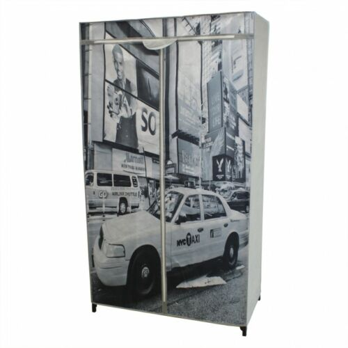 New York mobil gardrób ruhásszekrény