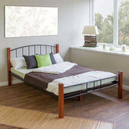 Nicolas 180x200 cm fém ágykeret ágyráccsal