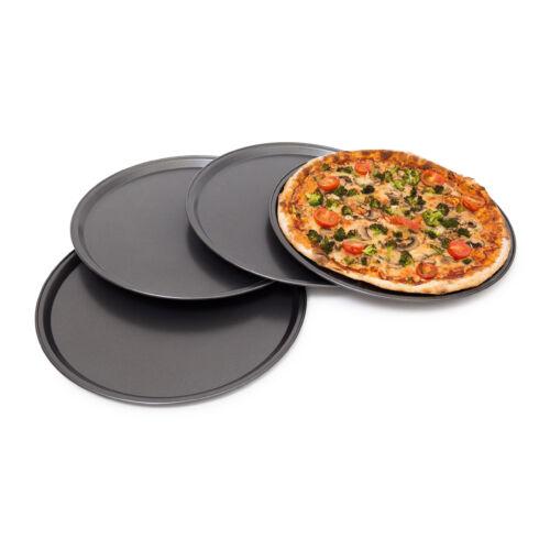 Pizzasütő forma készlet (4 db)
