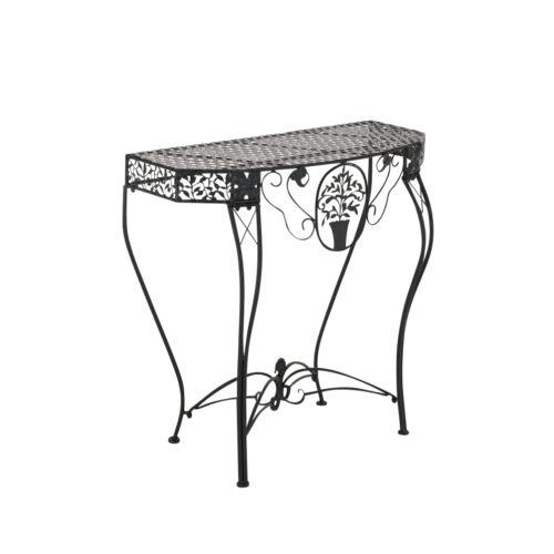 Sorana antik virágtartó asztal