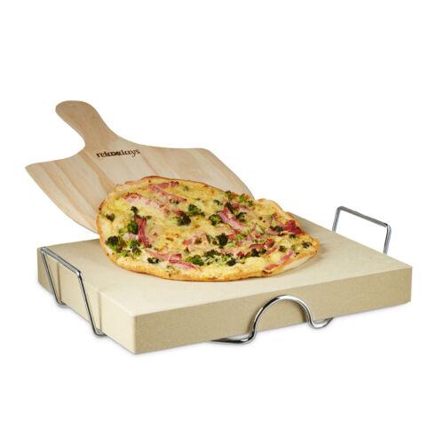 Kordierit pizzakő készlet 5 cm