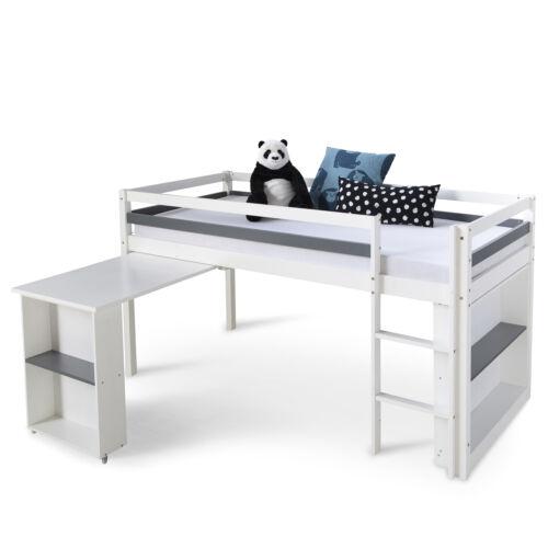 Ulvik fa gyerekágy 90x200cm íróasztallal