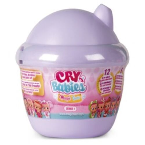 Cry Babies varázskönnyek meglepetés baba készlet