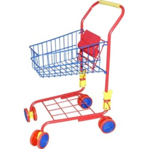 Kosaras bevásárló kocsi