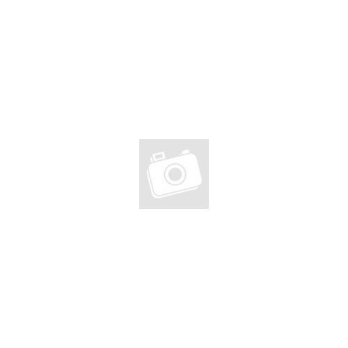 Little Treasure babzsákos baba fehér ruhában - 38 cm