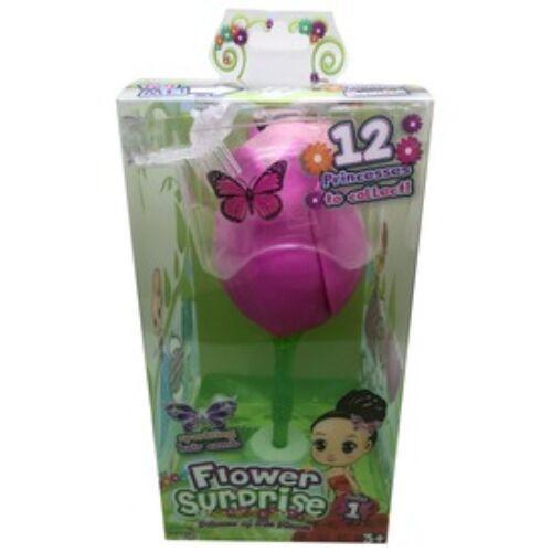 Meglepi virágbaba - 17 cm